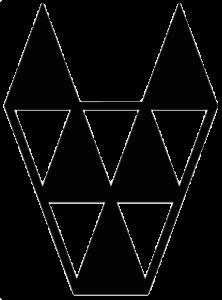 Flydog Marine Logo in B&W
